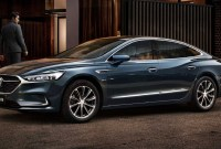 2023 Buick LaCrosse Redesign
