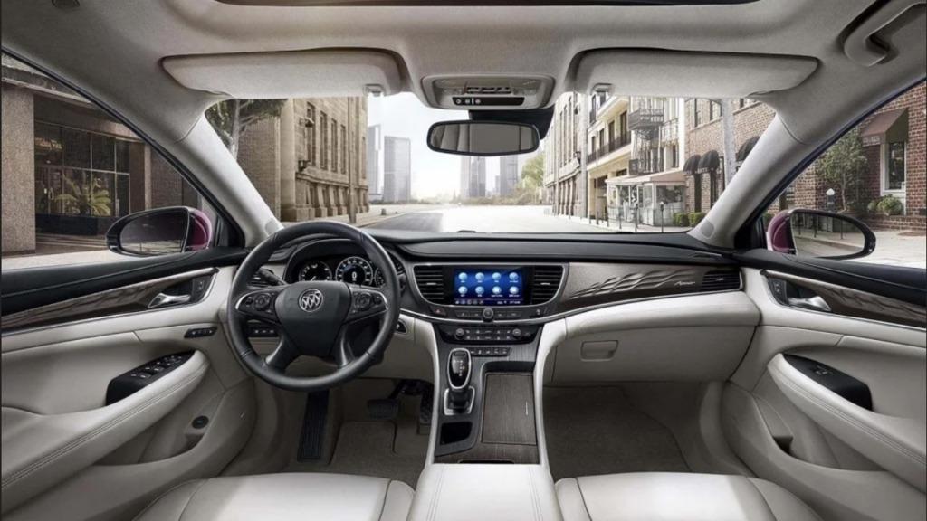 2023 Buick LaCrosse Spy Photos