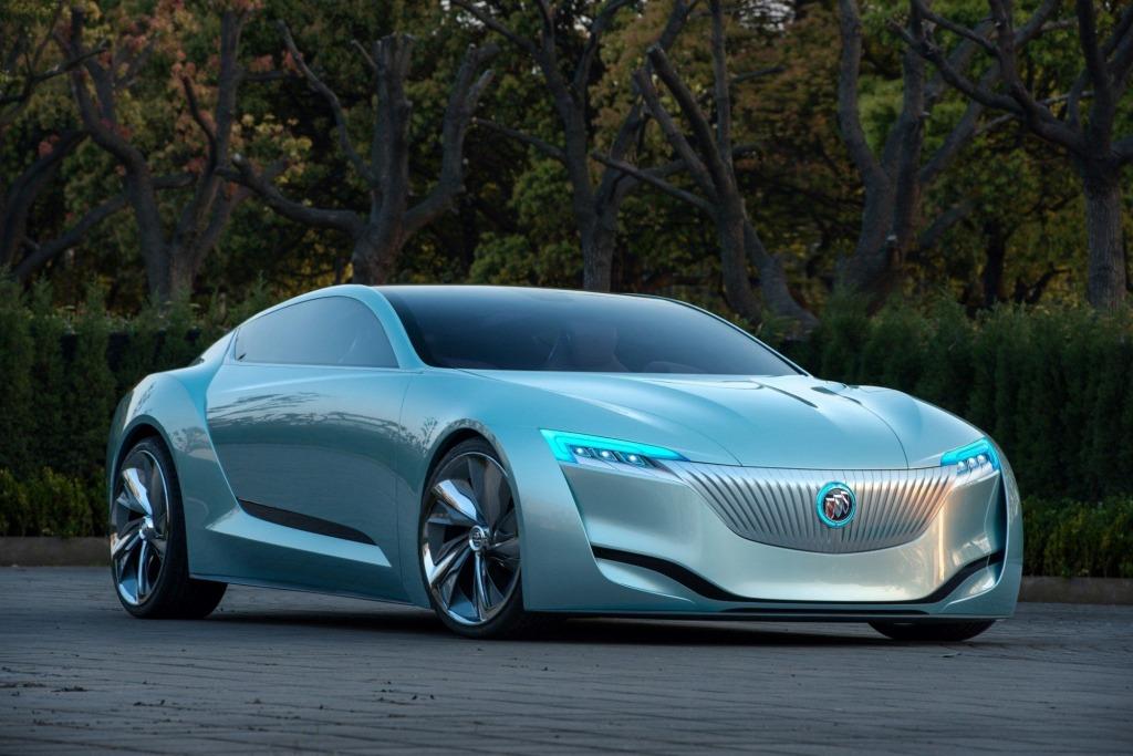 2023 Buick Riviera Drivetrain