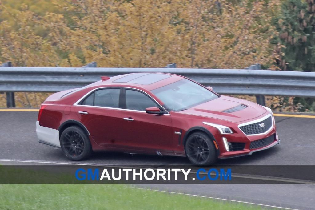 2023 Cadillac CTSV Images
