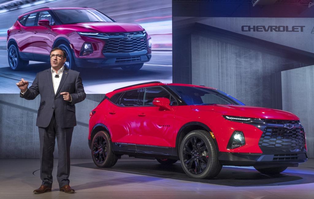 2023 Chevrolet Trailblazer Ss Pictures