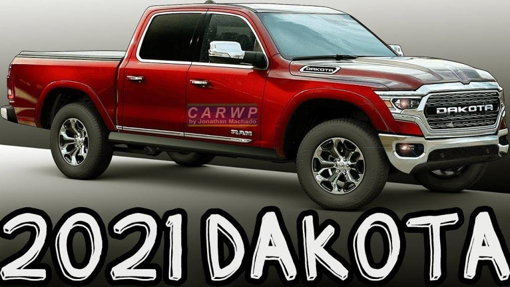 2023 Dodge Dakota Release Date