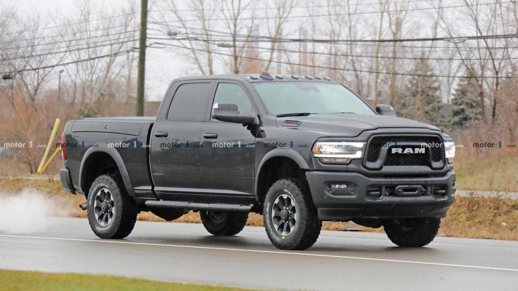 2023 Dodge Power Wagon Price