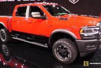 2023 Dodge Power Wagon Spy Photos