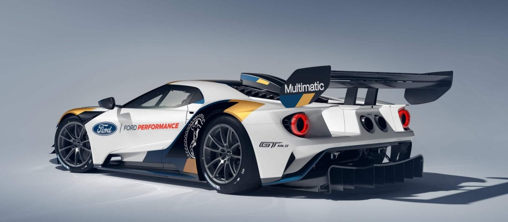 2023 Ford GT40 Specs