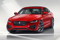 2023 Jaguar XE Interior