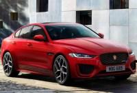 2023 Jaguar XE Spy Photos