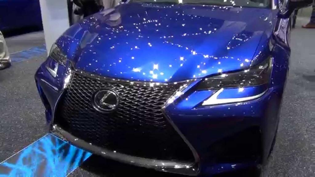 2023 Lexus GS F Wallpapers