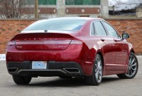 2023 Lincoln MKS Exterior