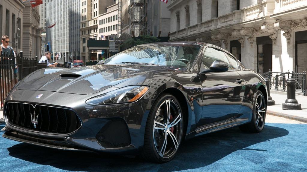 2023 Maserati Granturismo Spy Shots