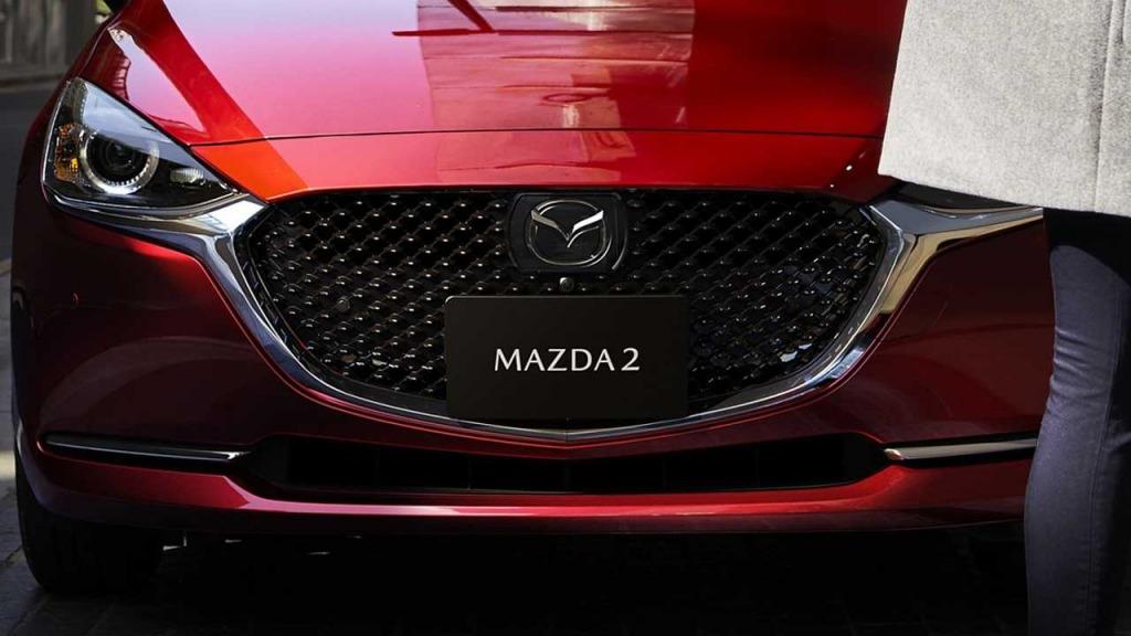 2023 Mazda 2 Wallpapers