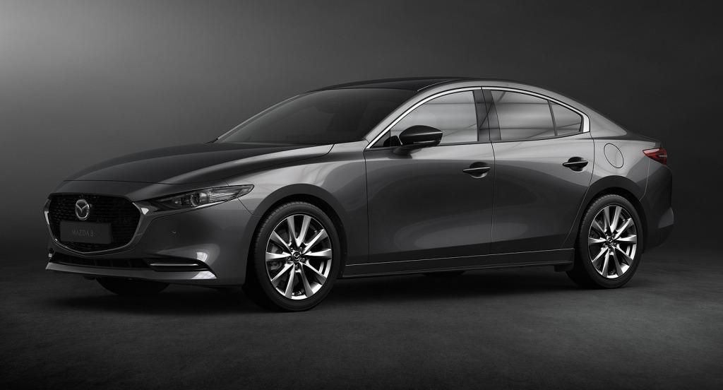 2023 Mazda 3 Sedan Specs
