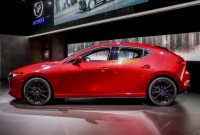 2023 Mazda 3 Sedan Spy Photos