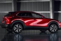 2023 Mazda CX3 Redesign