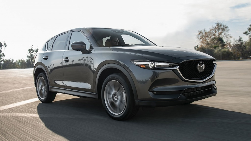 2023 Mazda CX5 Spy Shots