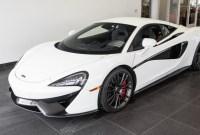 2023 McLaren 570S Coupe Interior