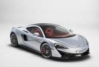 2023 McLaren 570S Coupe Powertrain