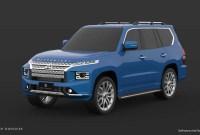 2023 Mitsubishi Pajero Images