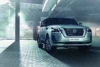 2023 Nissan Armada Interior