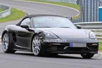 2023 Porsche Boxster Spyder Drivetrain