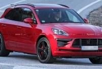 2023 Porsche Macan Spy Photos