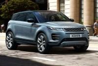 2023 Range Rover Evoque Images