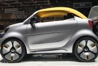 2023 Smart Fortwos Drivetrain
