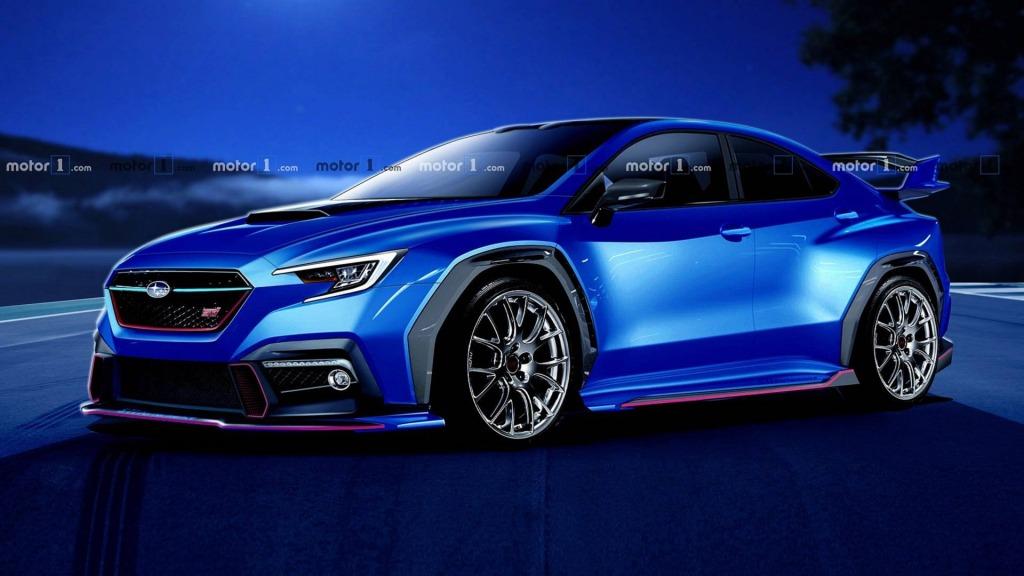 2023 Subaru Impreza Engine