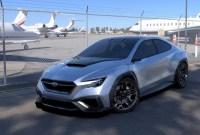 2023 Subaru Legacy Specs