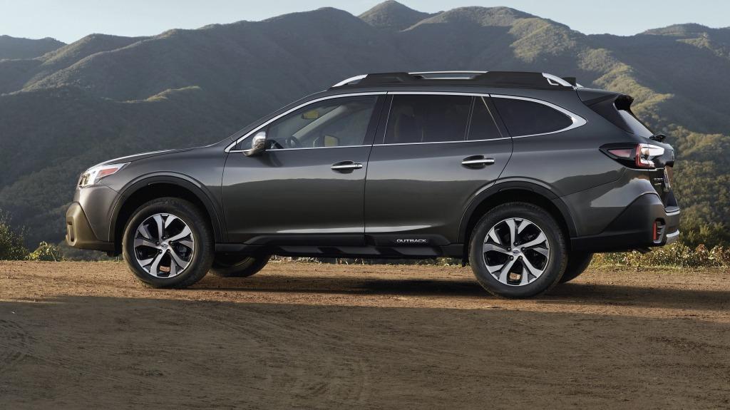 2023 Subaru Outback Powertrain
