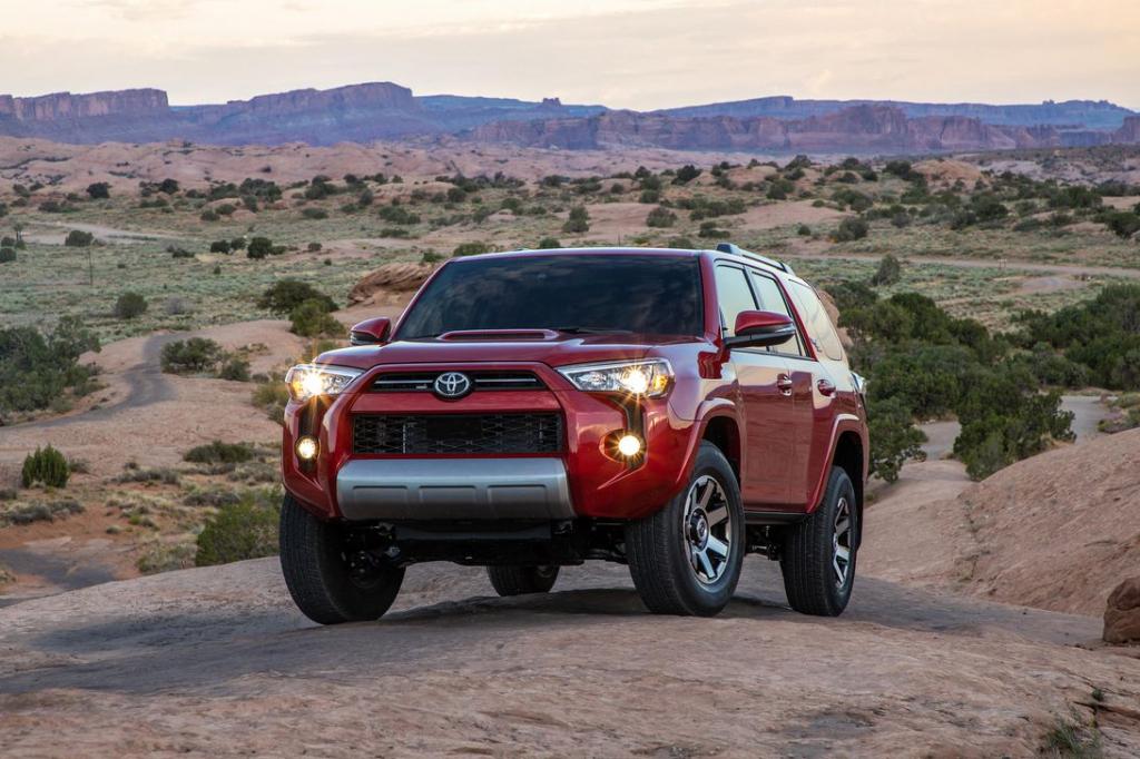 2023 Toyota 4Runner Concept