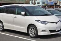 2023 Toyota Estima Exterior