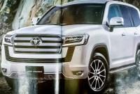 2023 Toyota Land Cruiser Exterior