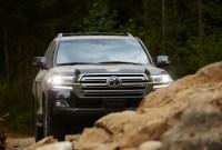 2023 Toyota Land Cruiser Spy Shots