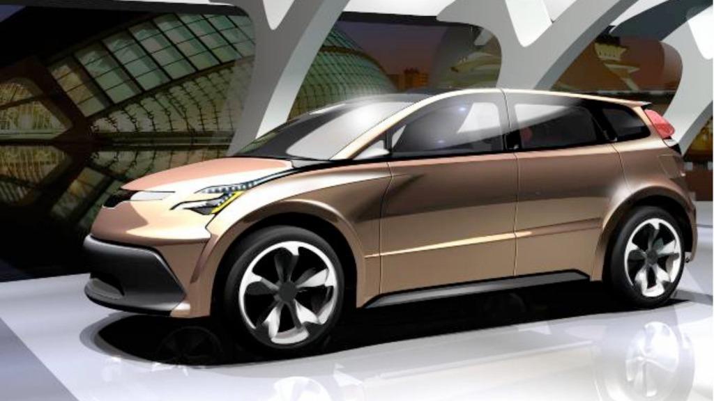 2023 Toyota Venza Exterior