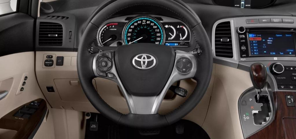 2023 Toyota Venza Wallpaper