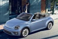 2023 Volkswagen Beetle Convertible Spy Photos