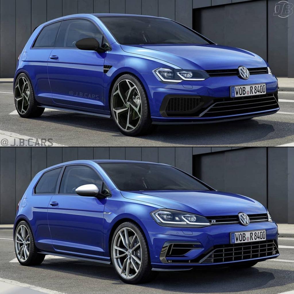 2023 Volkswagen Golf R Redesign