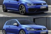 2021 Volkswagen Golf R Redesign