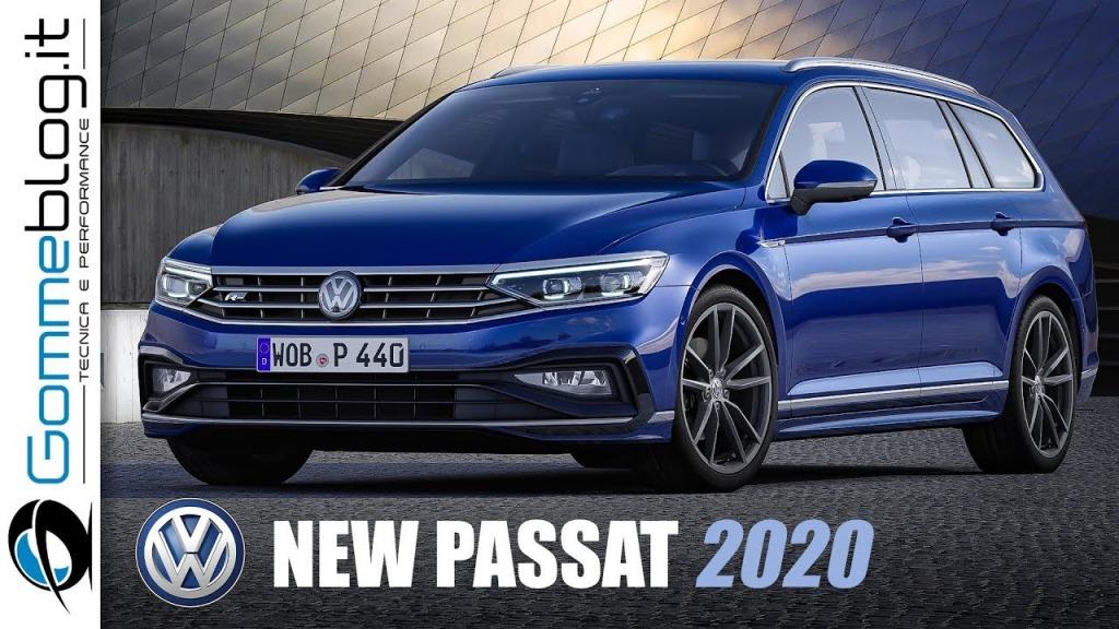 2023 Volkswagen Passat Redesign