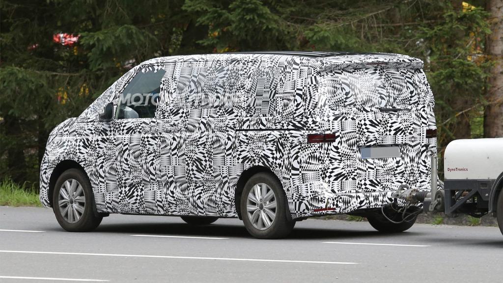 2023 Volkswagen Transporter Wallpaper