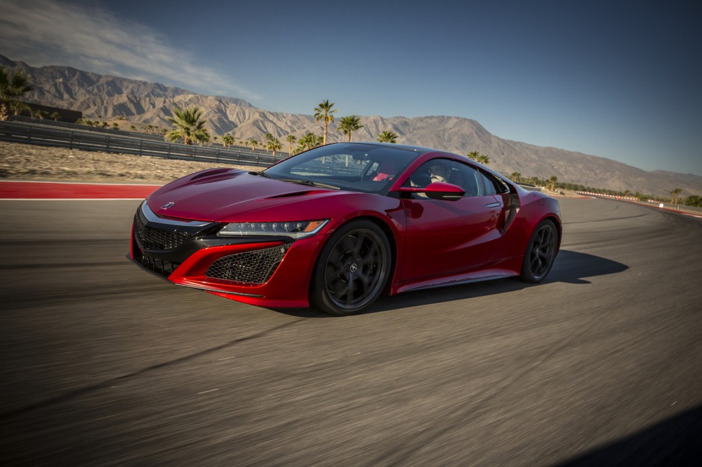 2023 Acura NSX Images