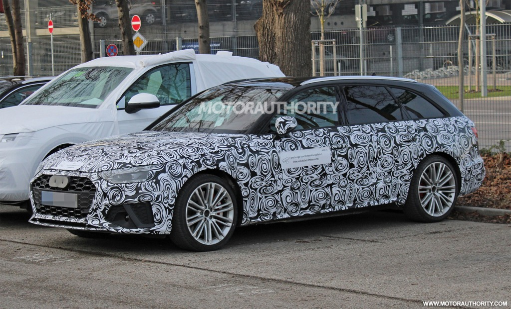 2023 Audi A6 Powertrain