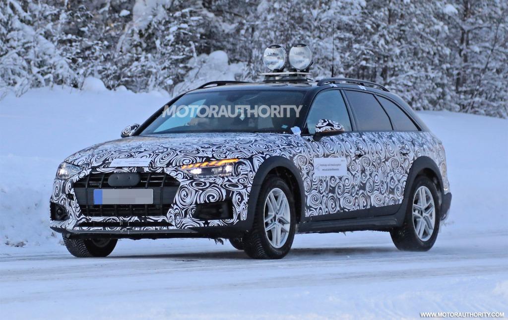 2023 Audi Allroad Exterior