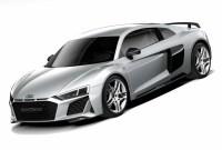 2023 Audi R8 Drivetrain