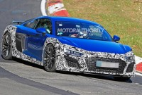 2023 Audi R8 LMXs Powertrain