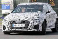 2023 Audi RS3 Exterior