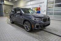 2021 BMW X4 Powertrain