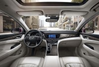 2023 Buick LaCrosses Interior