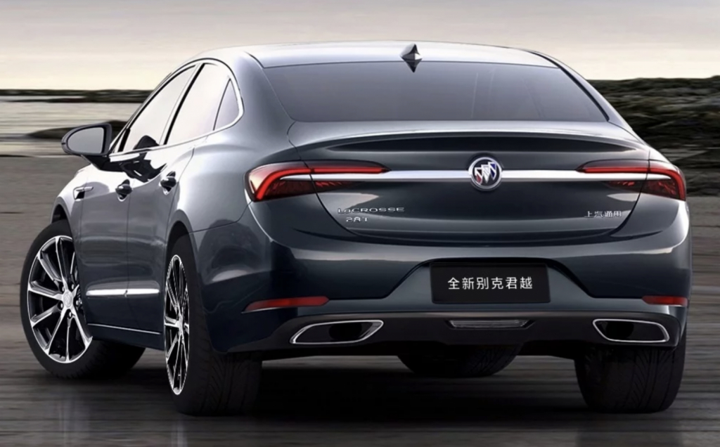 2023 Buick LaCrosses Release Date